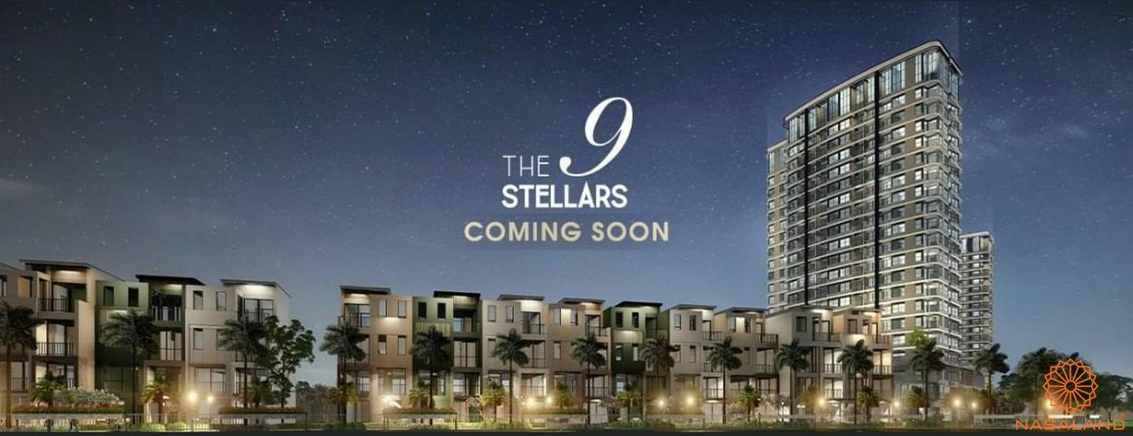 Phối cảnh dự án căn hộ The 9 Stellars quận 9