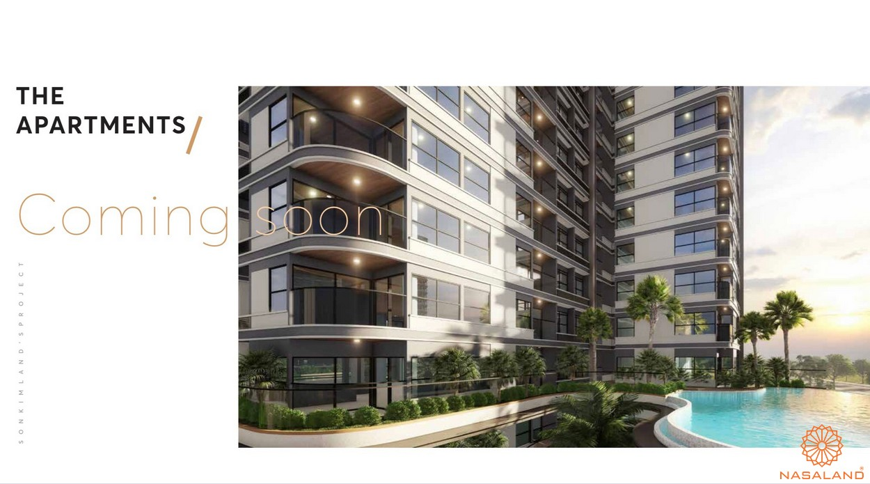 Thiết kế dự án căn hộ The 9 Stellars quận 9 - Loại căn hộ