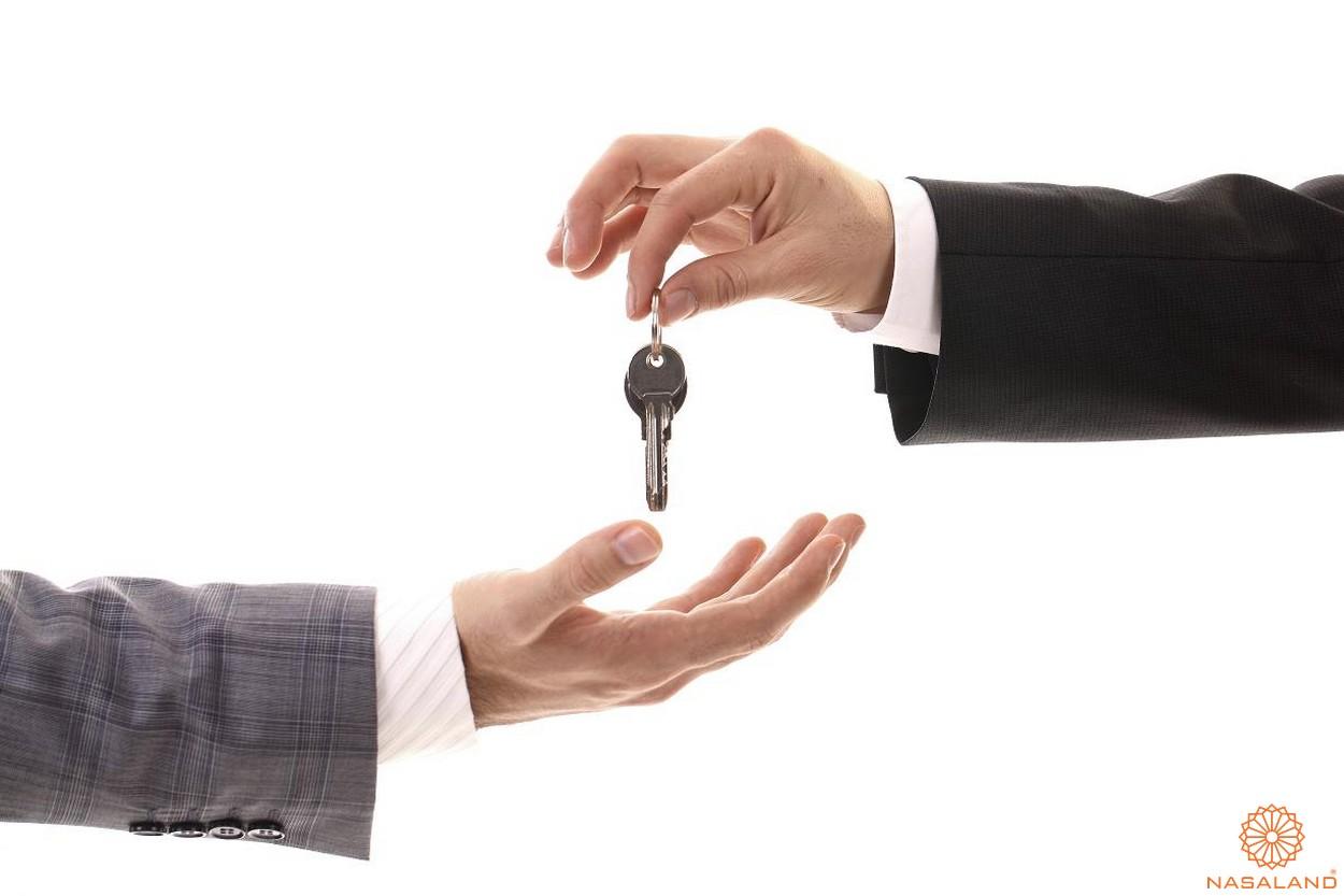 Típ hướng dẫn đặt cọc mua bất động sản chuẩn - chìa khóa trao tay