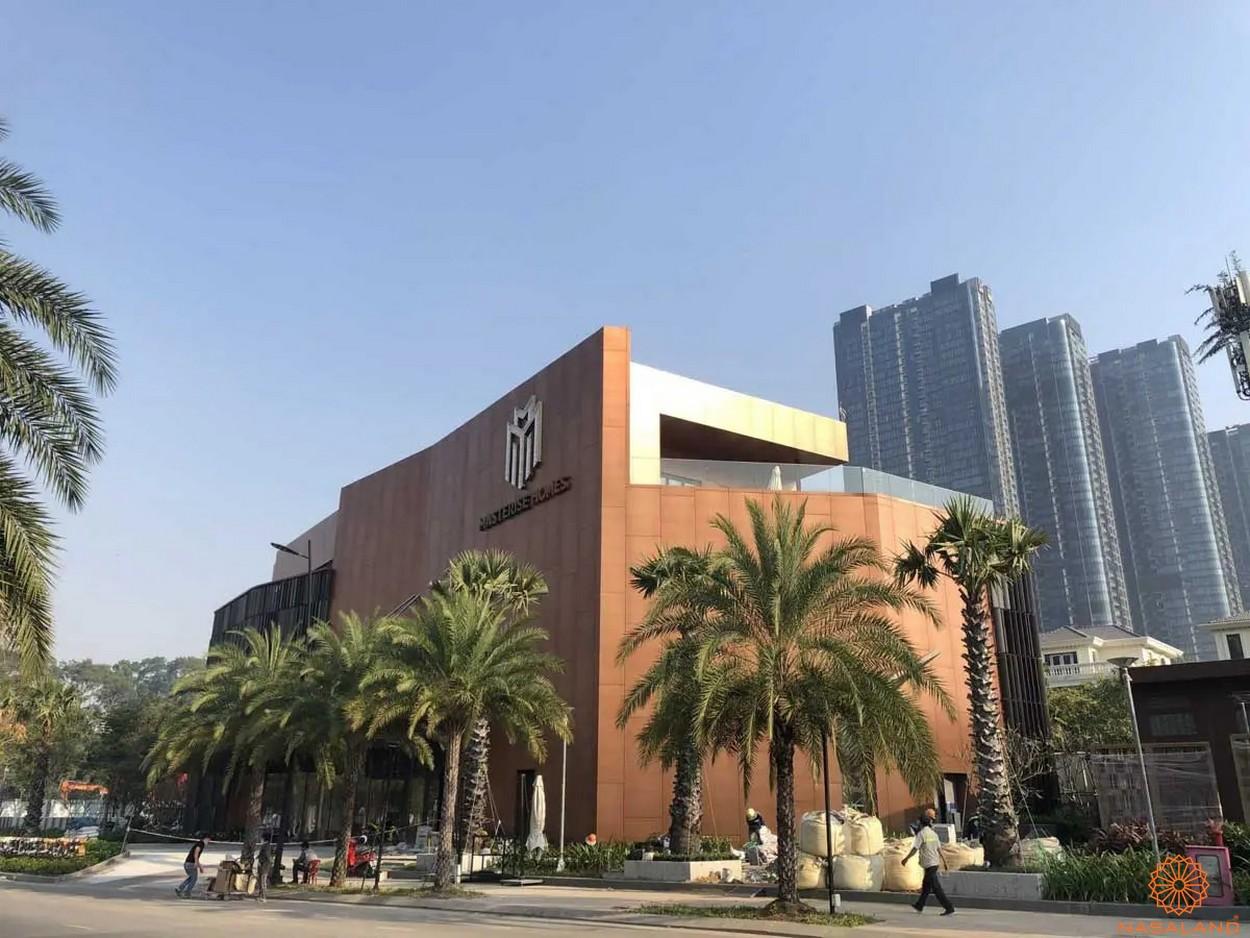 Nhà mẫu dự án căn hộ Grand Marina Saigon quận 1