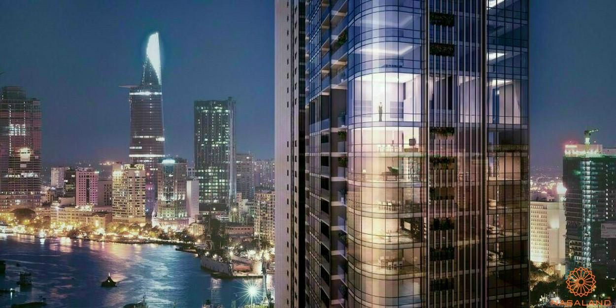 Thiết kế dự án căn hộ Grand Marina Saigon quận 1