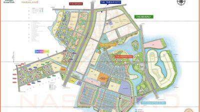 Mặt bằng dự án The Beverly Vinhomes Grand Park