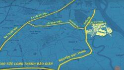 Giải quyết vấn đề kẹt xe tại Vinhomes Grand Park quận 9 - Tuyến đường Nguyễn Xiển và Phước Bình