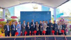 Lễ động thổ dự án Grand Marina Saigon quận 1