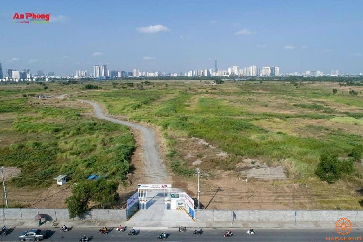 Quỹ đất rộng 117.4ha của dự án Khu đô thị Sài Gòn Bình An quận 2