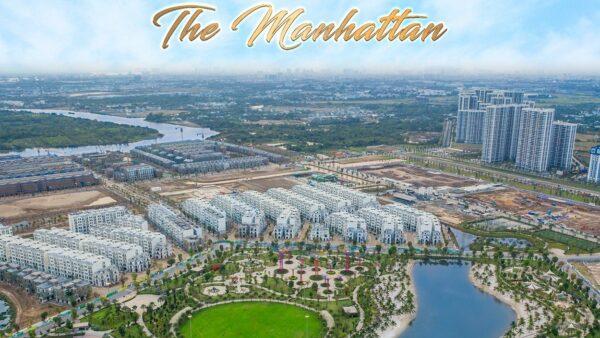 Lịch bàn giao nhà phố The Manhattan Vinhomes Grand Park - Tổng thể dự án