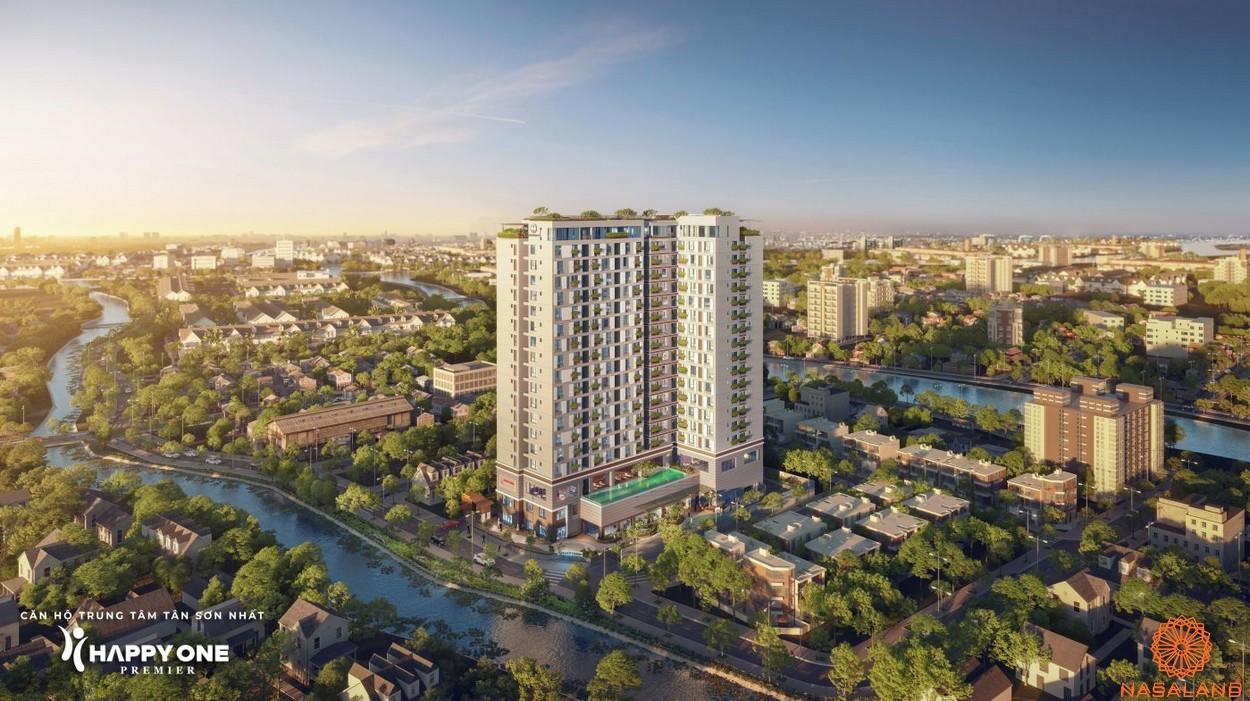 Căn hộ quận 12 - Viên ngọc tiềm năng trong thị trường đầu tư bất động sản - Happy One Premier