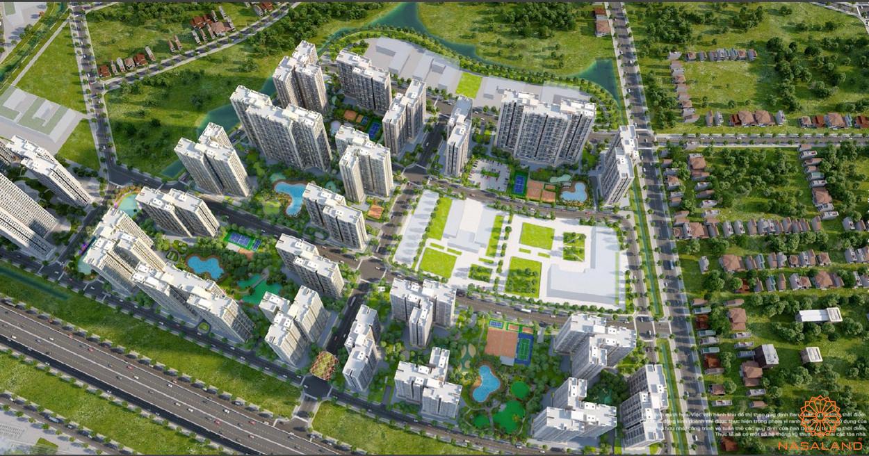Top 5 dự án căn hộ quận 9 tốt nhất năm 2021 - dự án The Origami