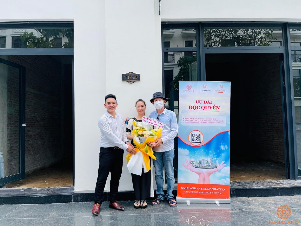 Shophouse T10.25 chúc mừng quý Khách hàng… - Chuyên viên tư vấn: Nguyễn Ngọc Lý