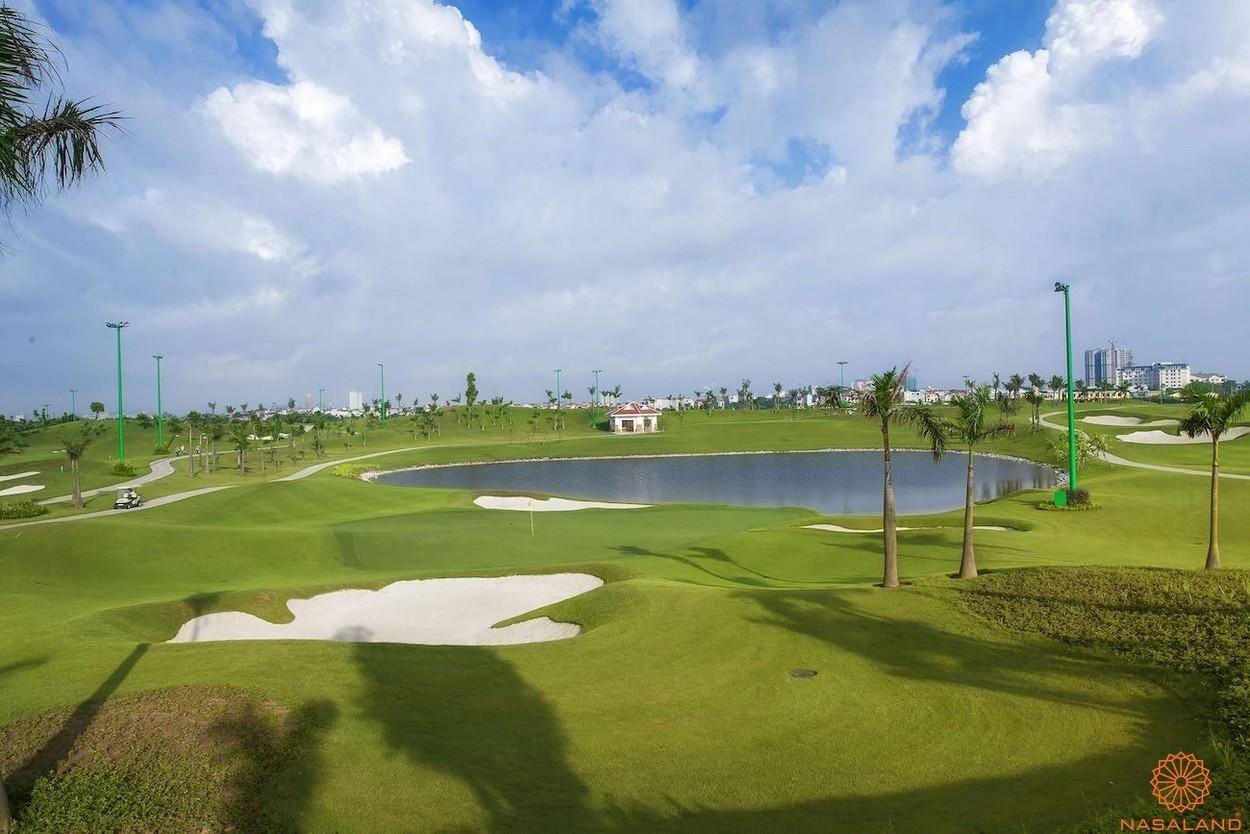 Tiện ích dự án căn hộ Honas Residence Bình Dương - Sân golf Sông Bé