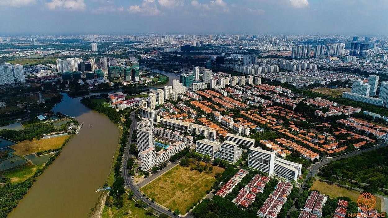 Căn hộ quận 7 - Vùng đất vàng nâng tầm tiềm năng tăng giá - thị trường căn hộ
