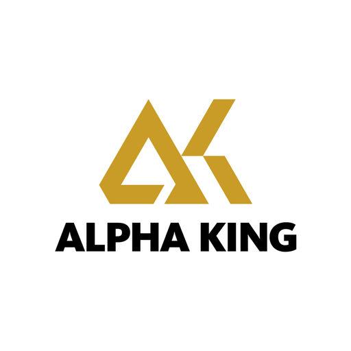 Logo chủ đầu tư Alpha King
