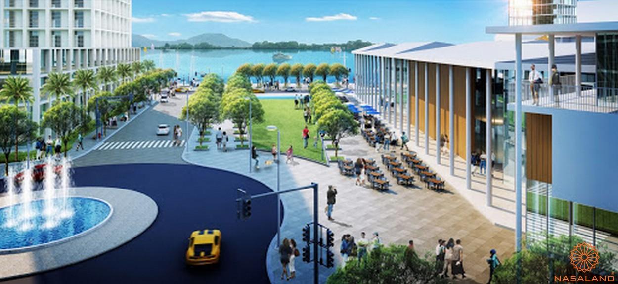 Chủ đầu tư Golden Land - Dự án Marine City