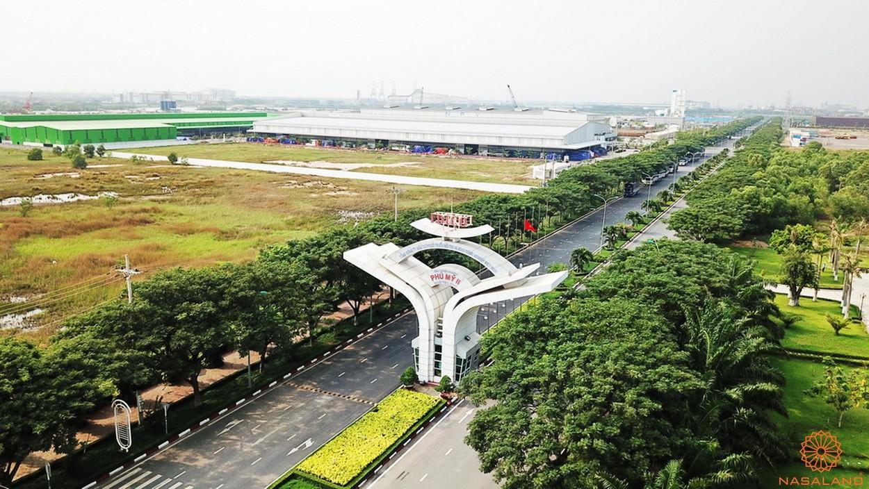 Chủ đầu tư IDICO - KCN Phú Mỹ 2