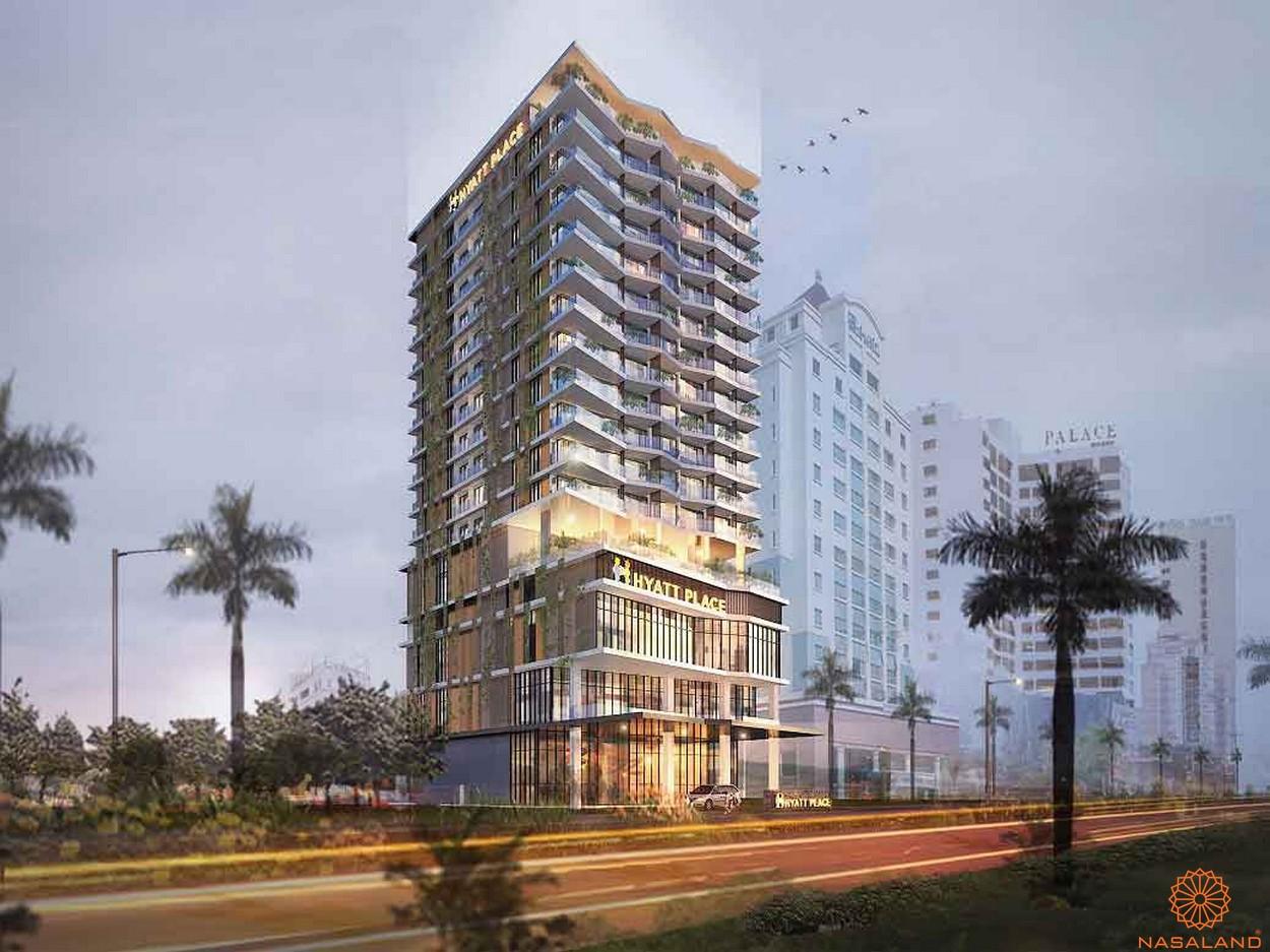 Chủ đầu tư Ricons - Dự án Hyatt Place