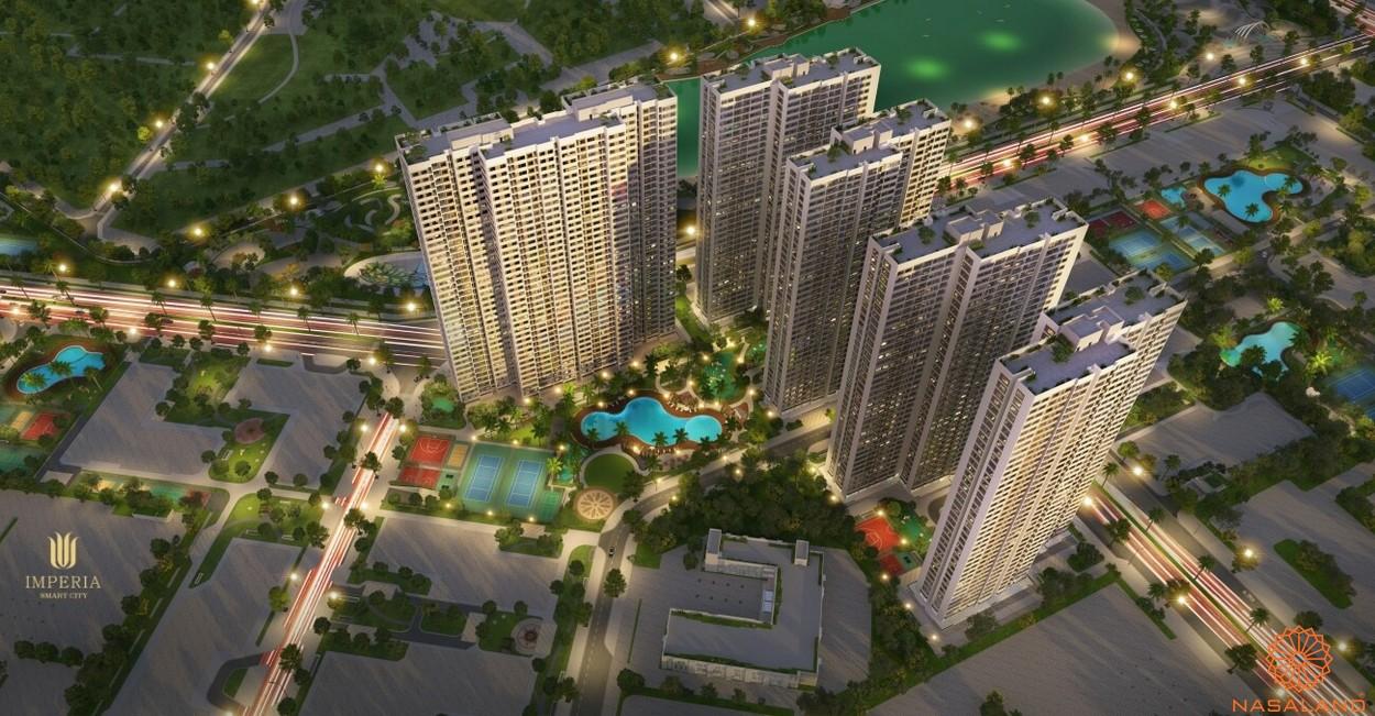 Chủ đầu tư Ricons - Dự án Imperia Smart City