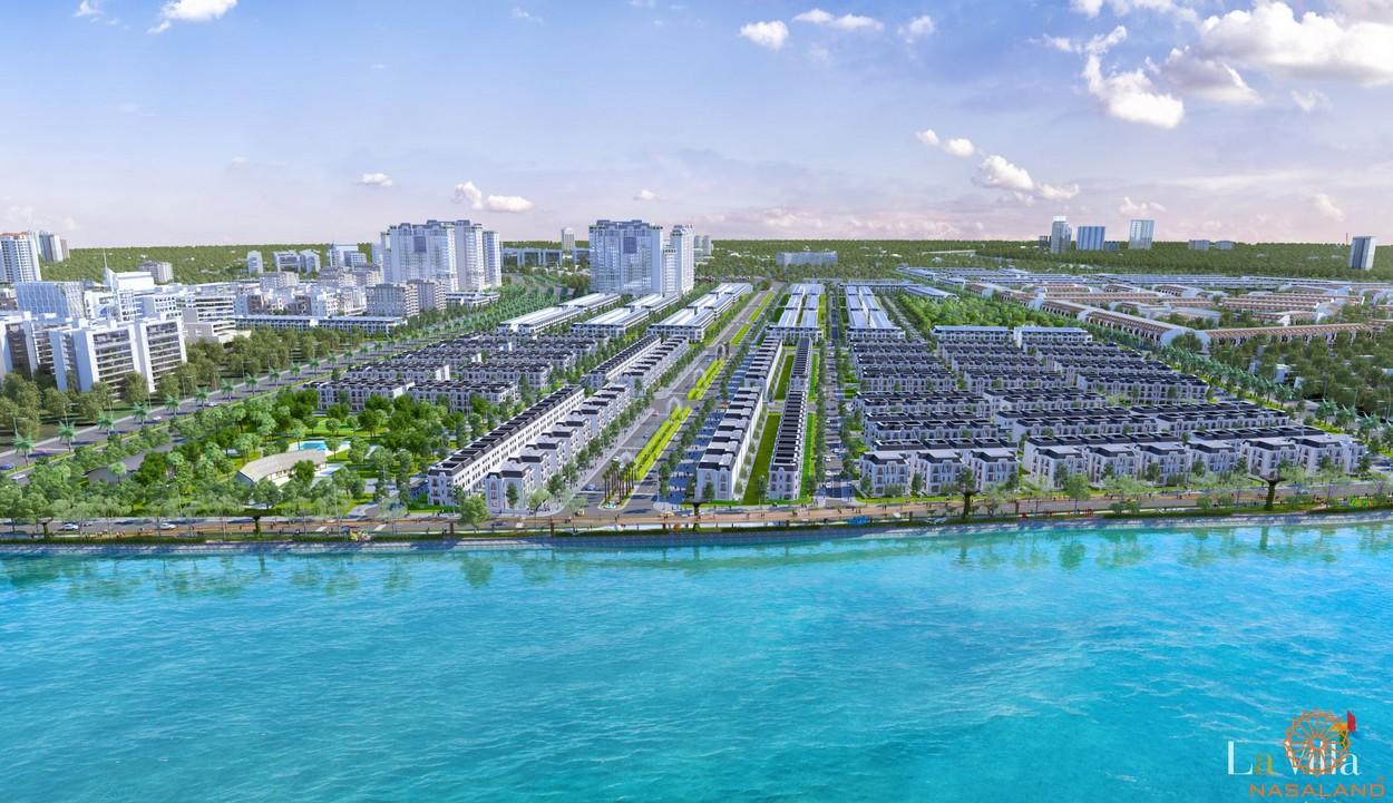 Chủ đầu tư Trần Anh Group - La Villa Green City