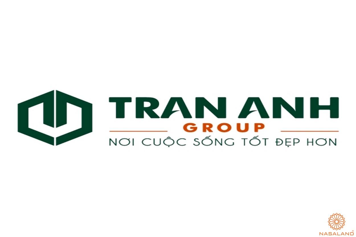Logo chủ đầu tư Trần Anh Group