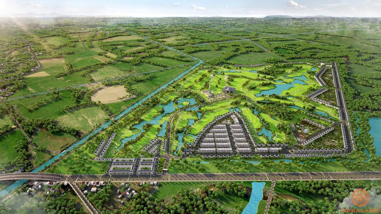 Chủ đầu tư Trần Anh Group - West Lakes Golf & Villas