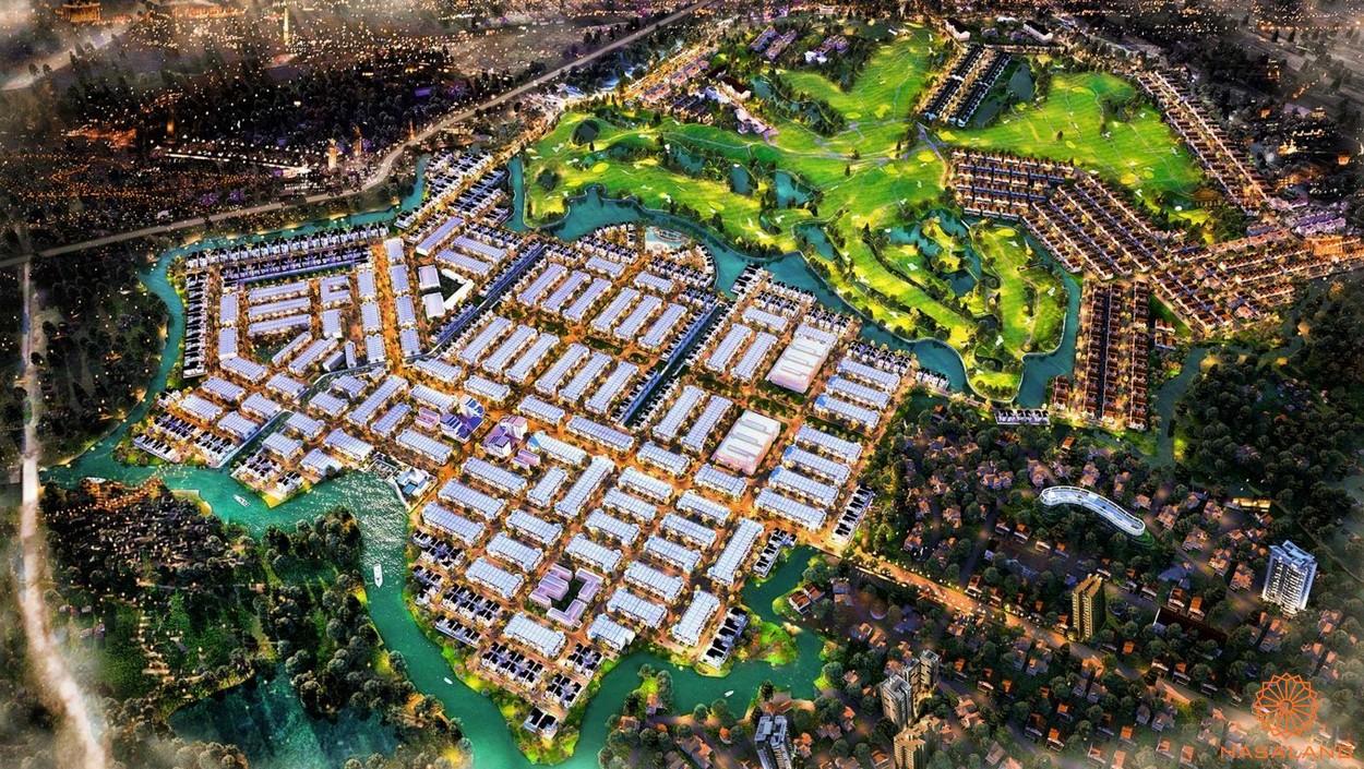 Dự án Biên Hòa New City chủ đầu tư Lan Phương