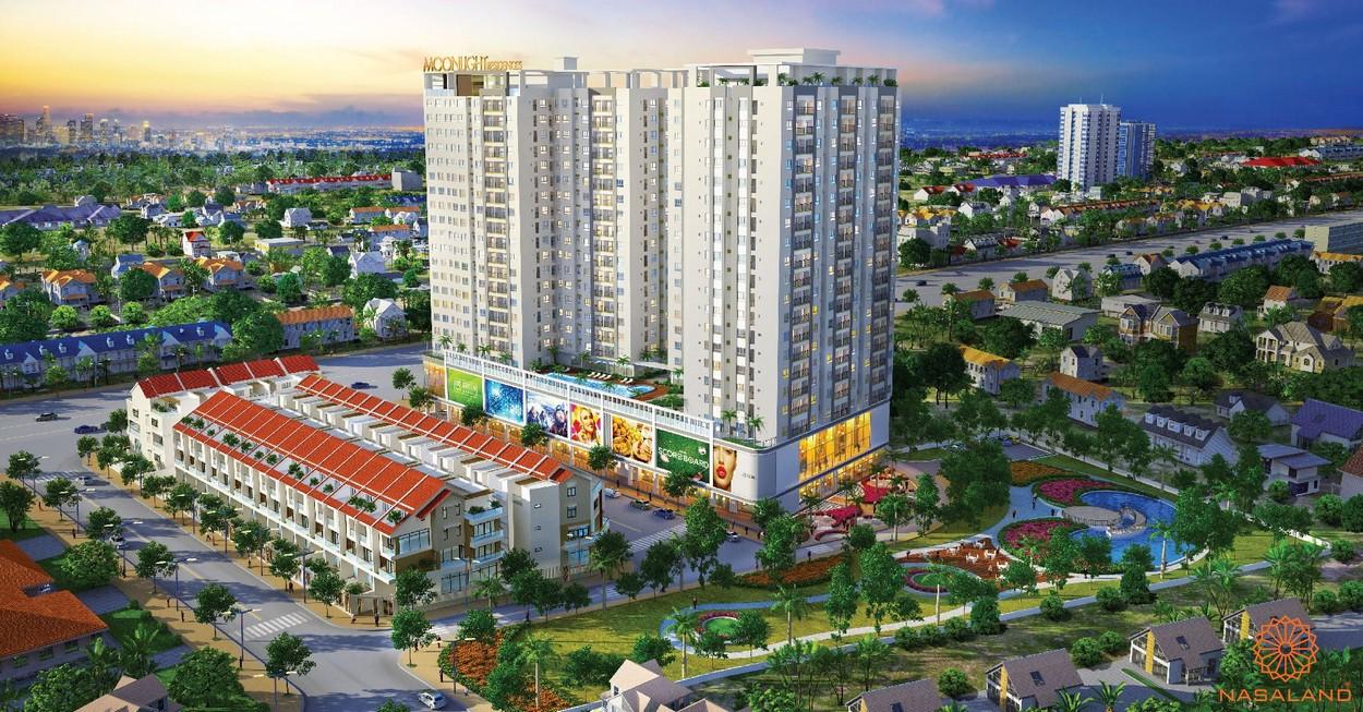 Dự án căn hộ Boulevard chủ đầu tư Lan Phương