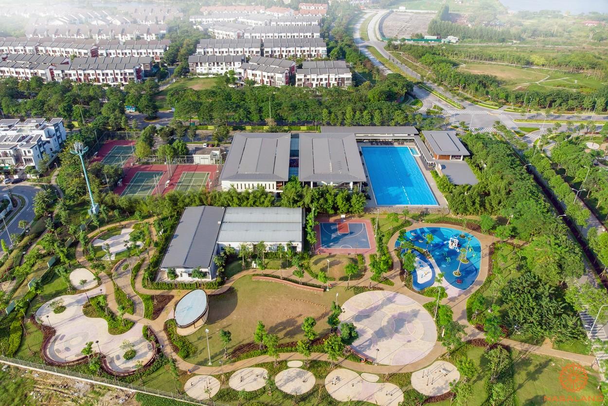 Công viên Yên Sở của chủ đầu tư Gamuda land