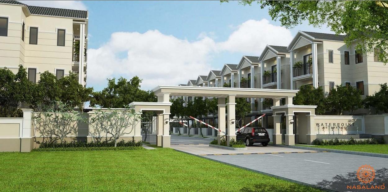 Dự án biệt thự Nine South Estates của chủ đầu tư VinaCapital