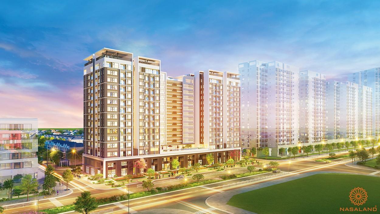 Hưng Phúc Happy Residence của chủ đầu tư Phú Mỹ Hưng