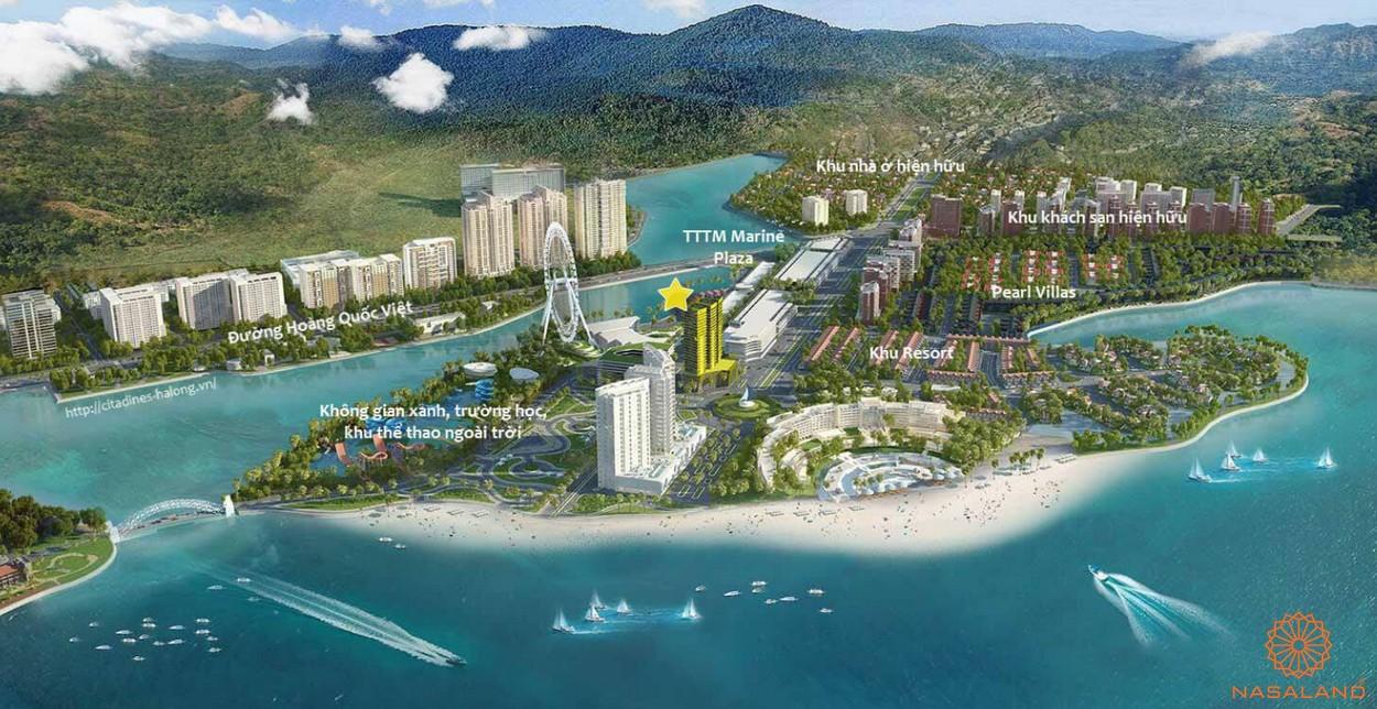 KDT Grand Bay Hạ Long Villas chủ đầu tư Bim Group