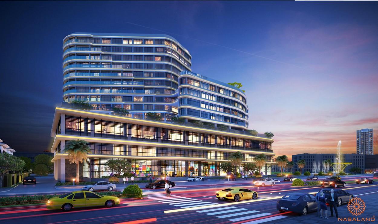 Dự án trung tâm thương mại - sự kiệnchủ đầu tư Hoa Sen Group