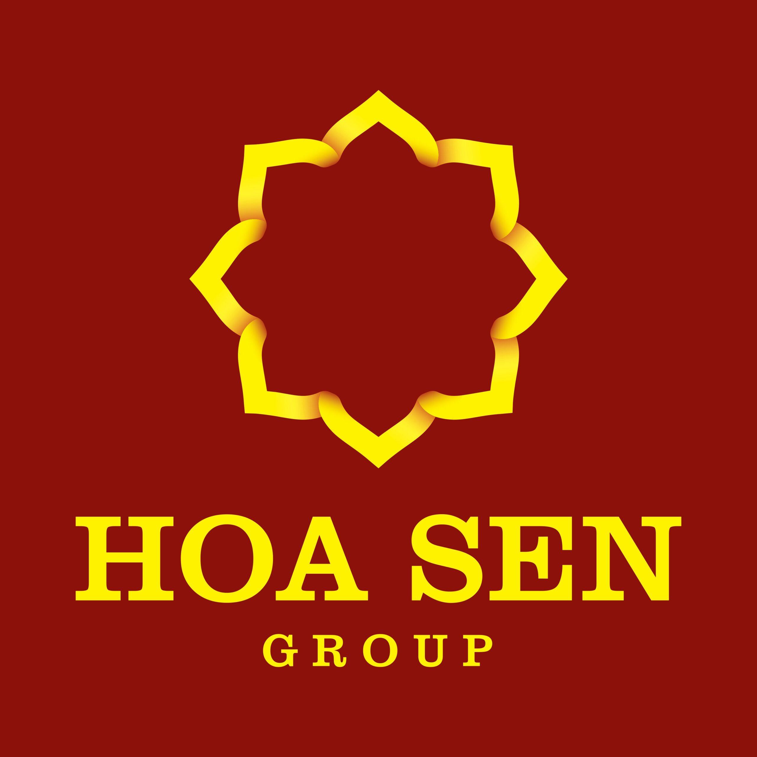 Logo chủ đầu tư Hoa Sen Group