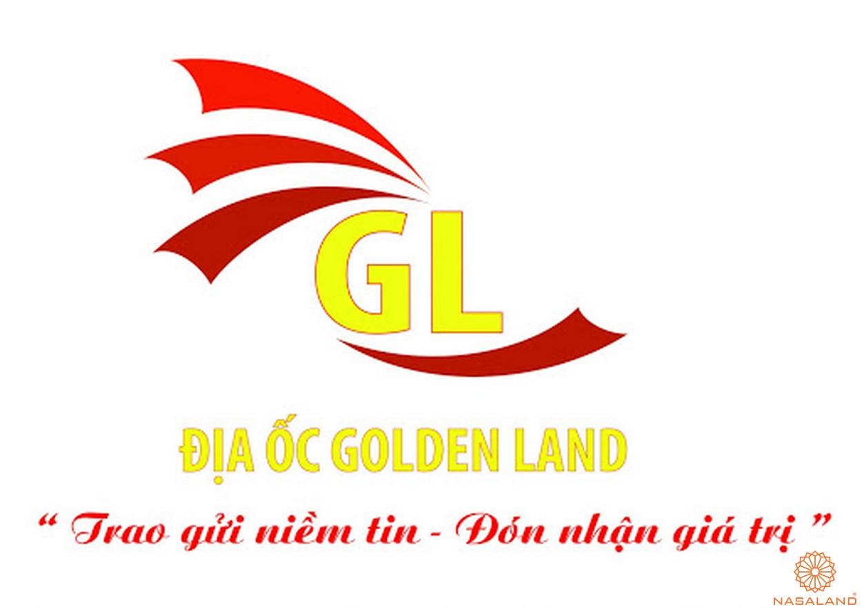 Chủ đầu tư Golden Land - Logo