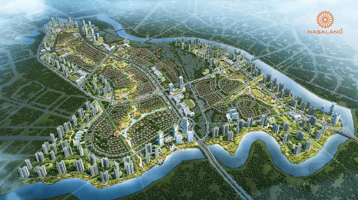 Quy hoạch khu đô thị Phước Lại