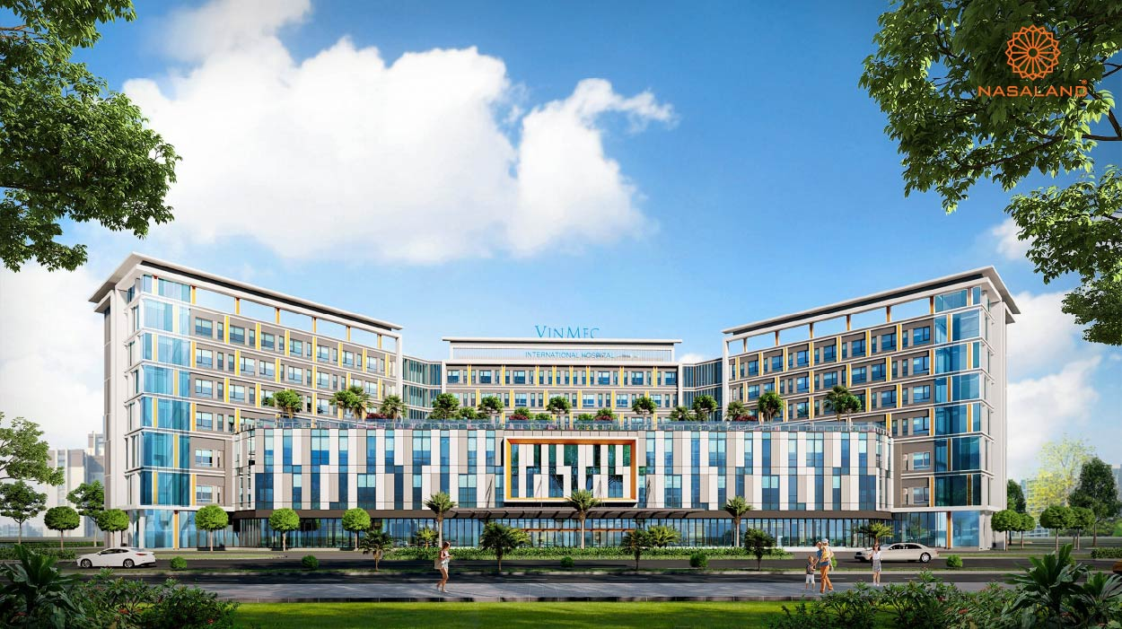 Bệnh viện Vinmec - Vinhomes Grand Park