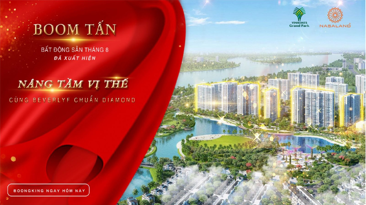 Booking Căn hộ The Beverly