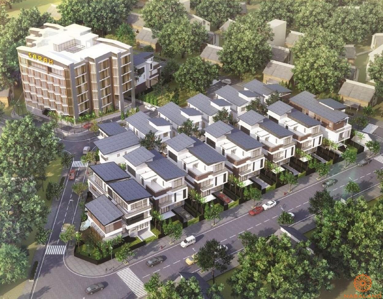 Chủ đầu tư An Dương Thảo Điền - Dự án MidPoint Villas