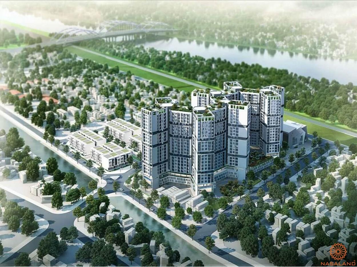 Chủ đầu tư Bảo Sơn - Dự án chung cư Đức Giang