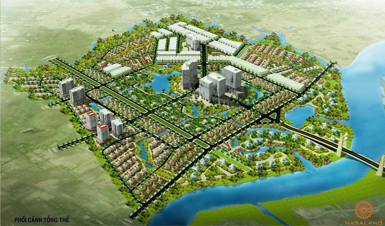 Chủ đầu tư BCCI - The Green Village