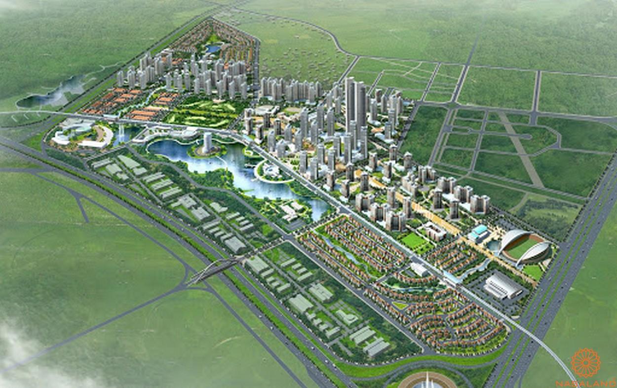 Chủ đầu tư Công ty CP Xây dựng Số 5 - Dự án Khu đô thị Bắc An Khánh