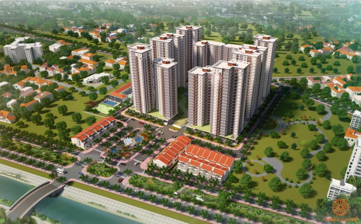 Dự án chung cư Vision Bình Tân của chủ đầu tư Dacin