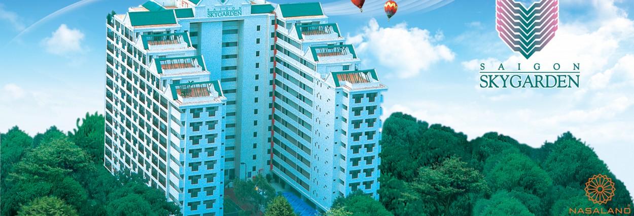 Chủ đầu tư Nhà Sài Gòn - Dự án Sai Gon Sky Garden