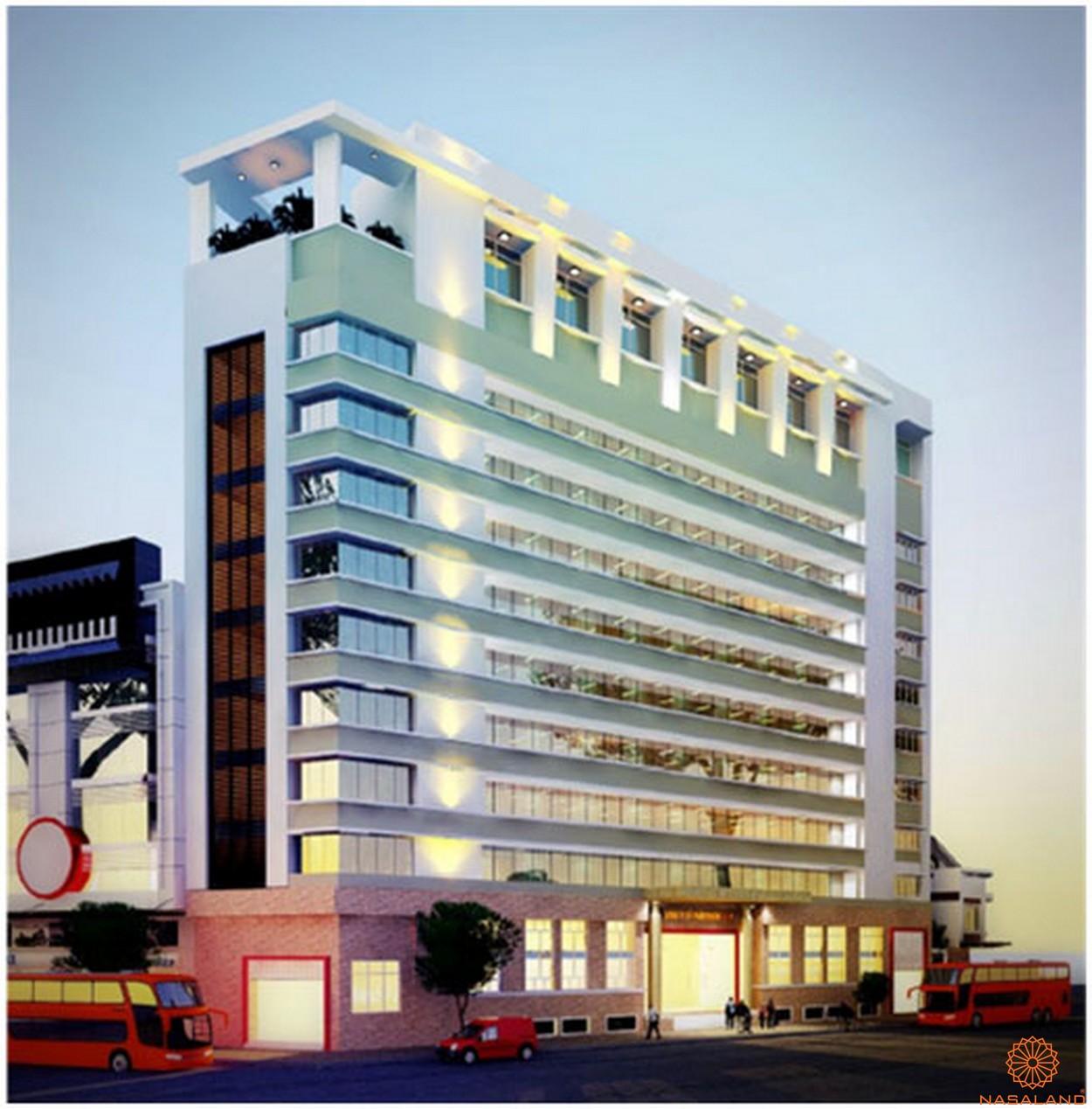 Chủ đầu tư Seaprodex Saigon - Dự án Cao ốc văn phòng 87 Hàm Nghi