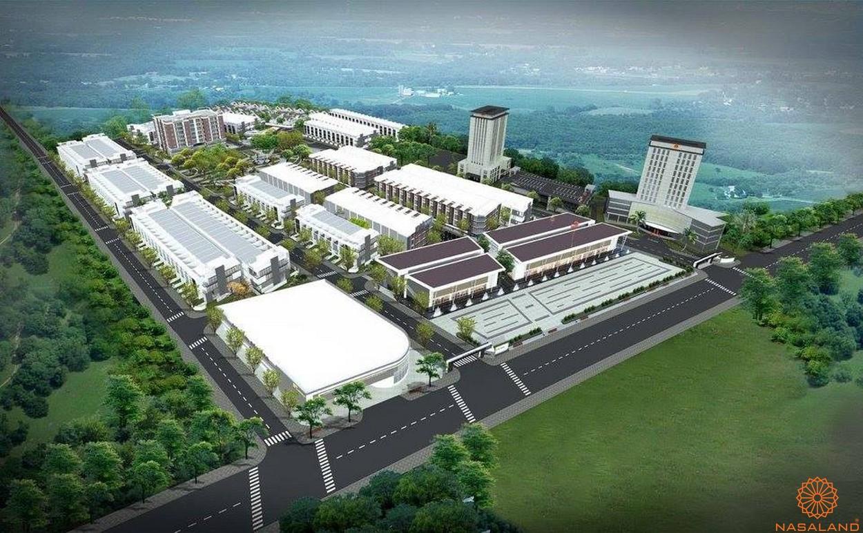 Chủ đầu tư Thiên Đức - Dự án KĐT Hưng Phú