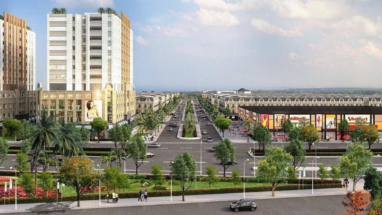 Chủ đầu tư Việt Long - Tiện ích nội khu dự án Việt Long City