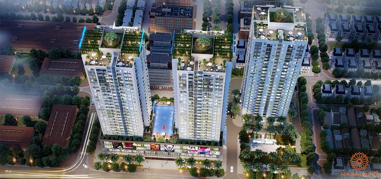 Dự án chủ đầu tư Long Giang Land