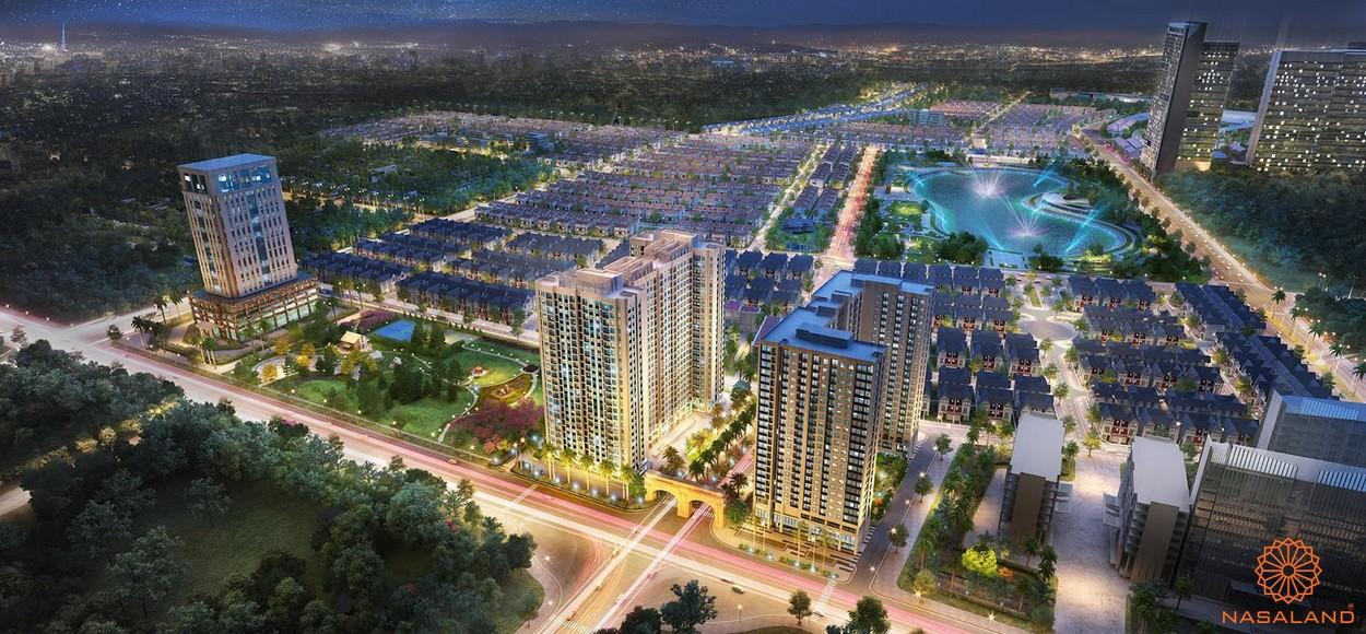 Dự án chung cư Thanh Hà Cienco 5