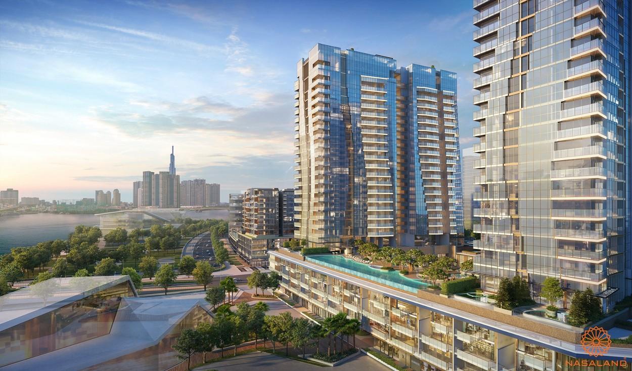 Dự án của chủ đầu tư Sonkim Land
