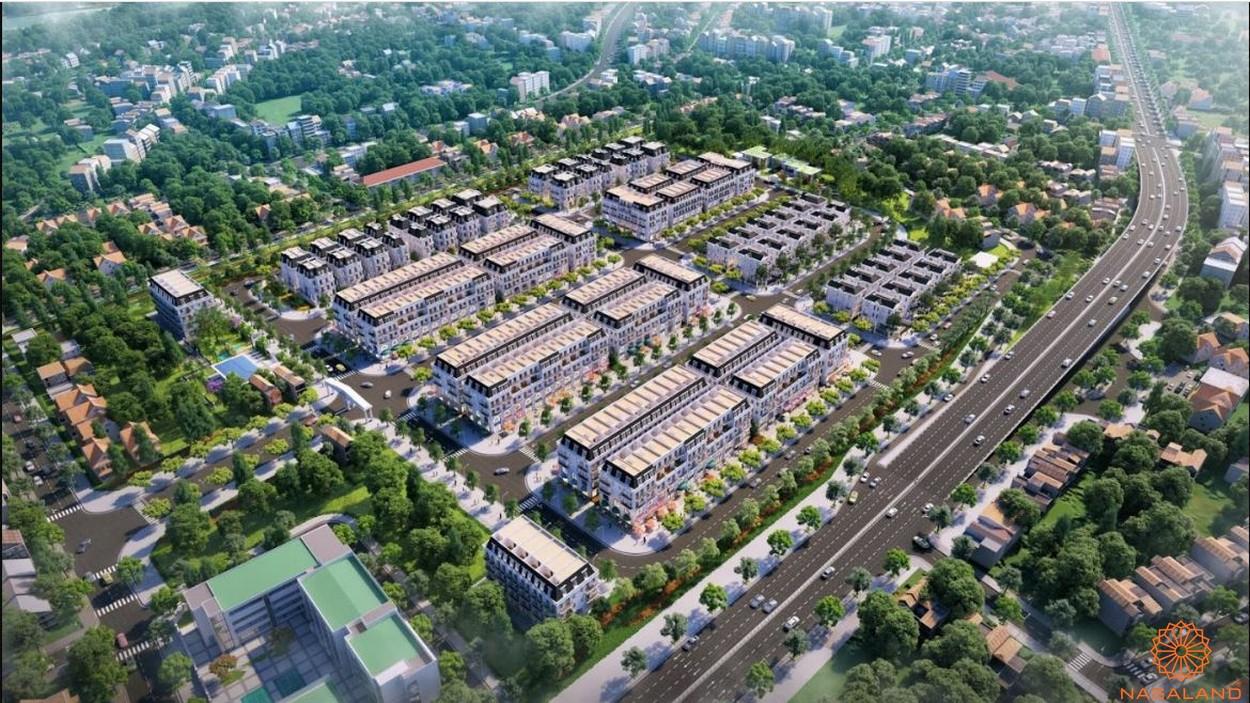 3 Đại Dự Án Vinhomes Sẽ Được Tung Ra 2021 - Vinhomes Dream City Hưng Yên