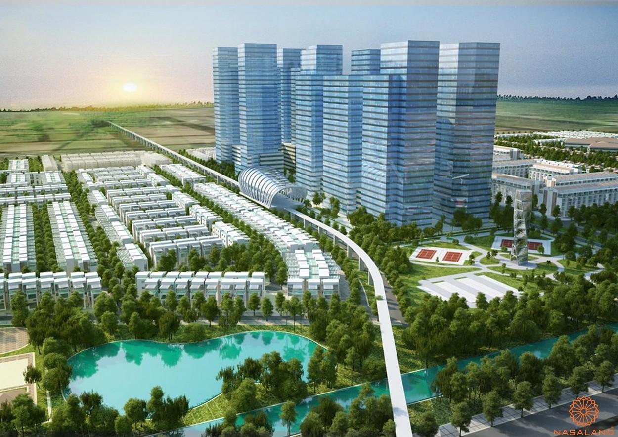 3 Đại Dự Án Vinhomes Sẽ Được Tung Ra 2021 - Vinhomes Wonder Park Đan Phượng