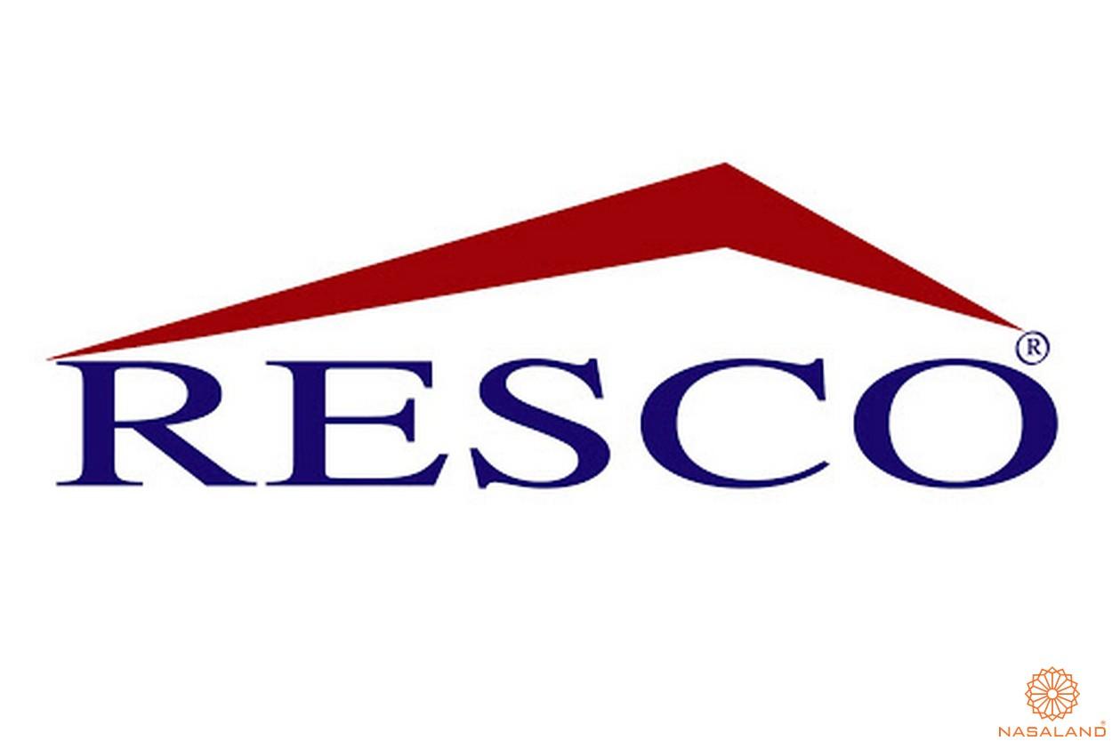 Logo chủ đầu tư Resco